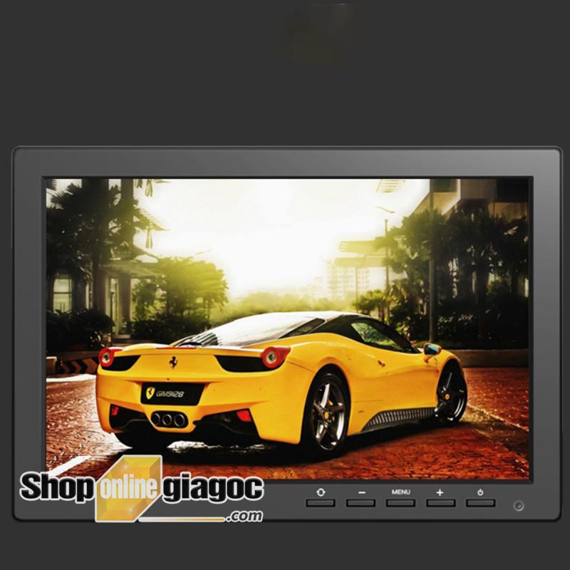 Màn Hình LCD Phát Nhạc Mp5 10inch HD 1024x600P Cổng VGA/AV/HDMI/USB/BNC