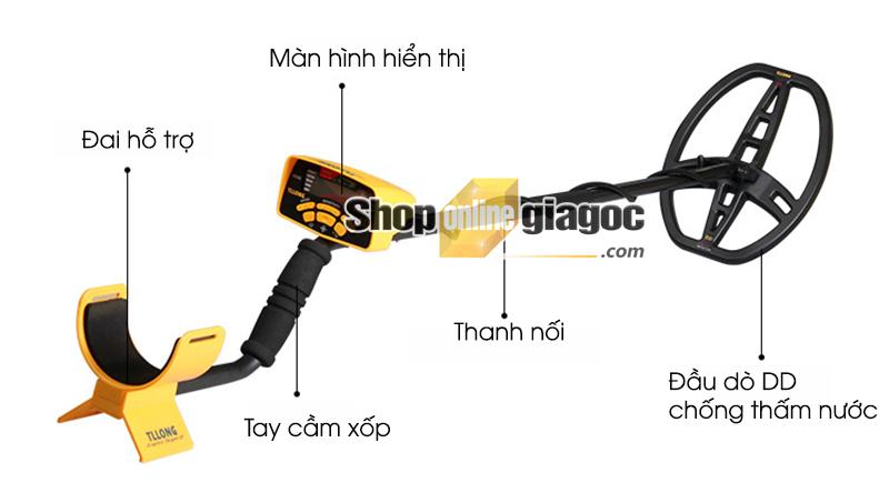 Máy Dò Kim Loại GTX500
