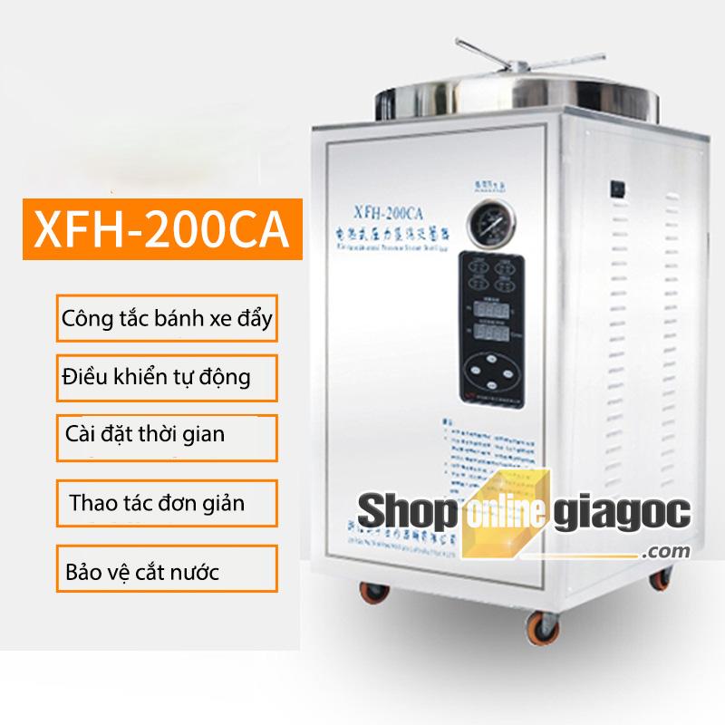 Nồi Hấp Khử Trùng XFH-200CA 200L