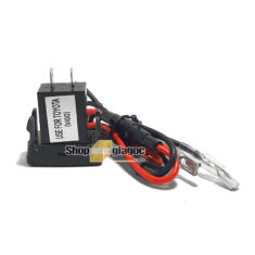 Cổng Sạc 2 USB gắn trong Cho Xe Toyota Lớn 12 V 4.2A