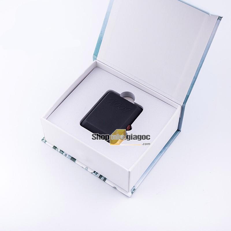 Bộ Định Vị Có Camera X009 (Đen)