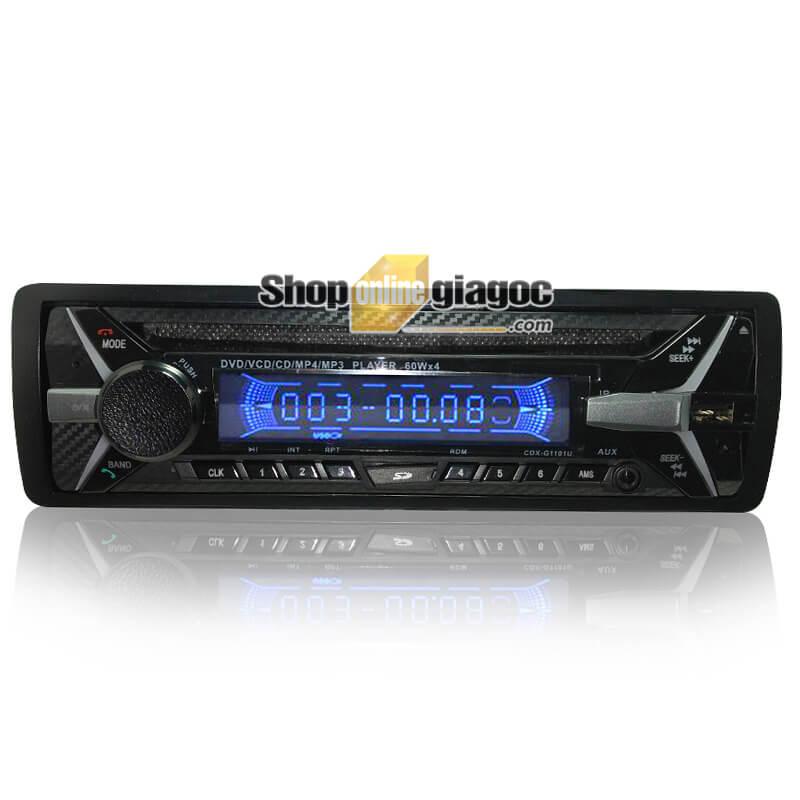 Đầu DVD 1 Din Mp3 Phát Nhạc Bluetooth CDX-G1101U - shopnlinegiagoc