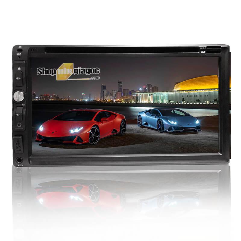 Đầu DVD Mp5 Cảm Ứng 7 inch HD Bluetooth SP4