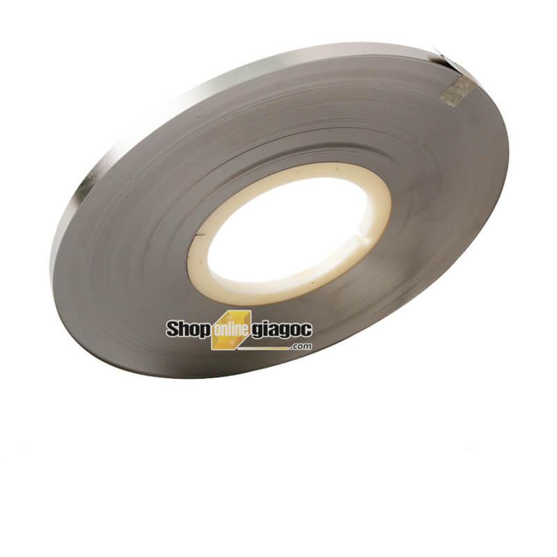 Kẽm Hàn Cell Pin Mạ Niken 0.15 * 7mm 1.65KG - shoponlinegiagoc