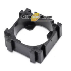 Khung Cố Định 1 Pin 18650 Lắp Ghép (Bộ 10 cái) - shoponlinegiagoc