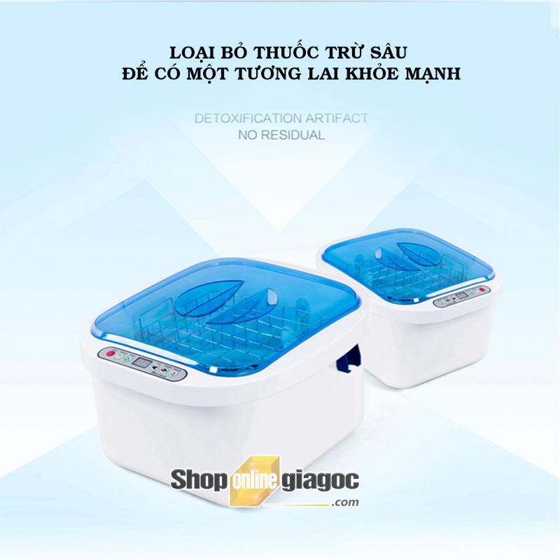 Bể Rửa Siêu Âm & Khử Độc Ozone KD-6002 - shoponlinegiagoc