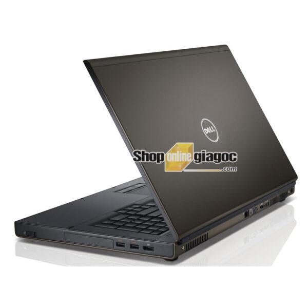 Laptop Dell M4800 I7 8GB 256SSD VGA K1100M Full HD - shoponlinegiagoc