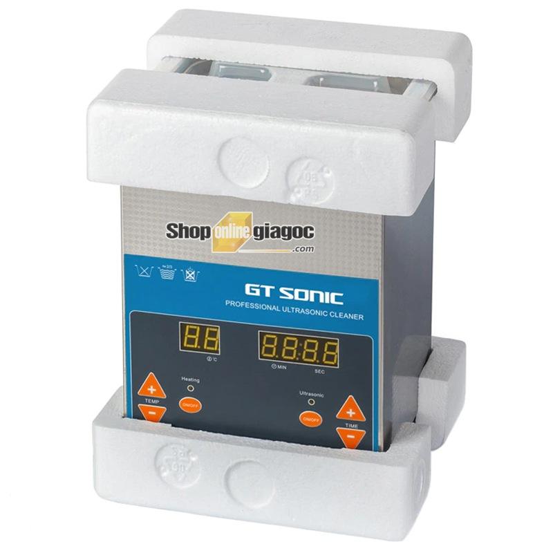 Bể Rửa Siêu Âm GT-SONIC VGT-1620QTD 2L