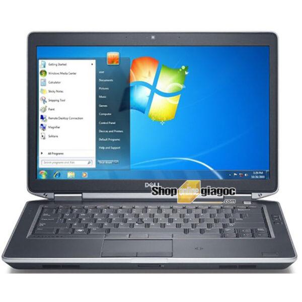 Laptop Dell Latitude E6430 Core i5 3320M Ram 4G SSD 128G