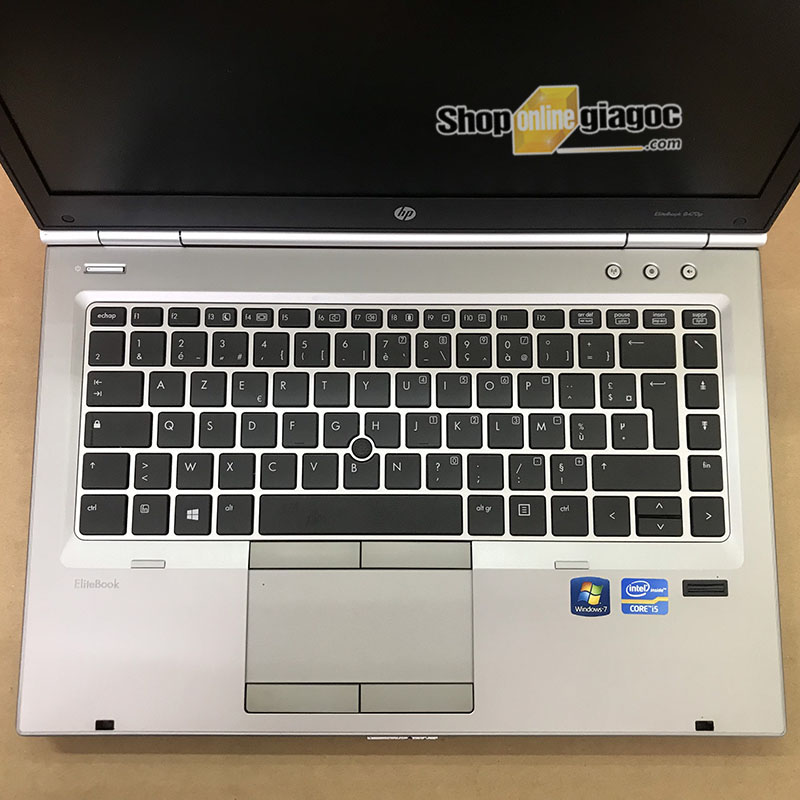 Laptop HP Elitebook 8470p - shoponlinegiagoc