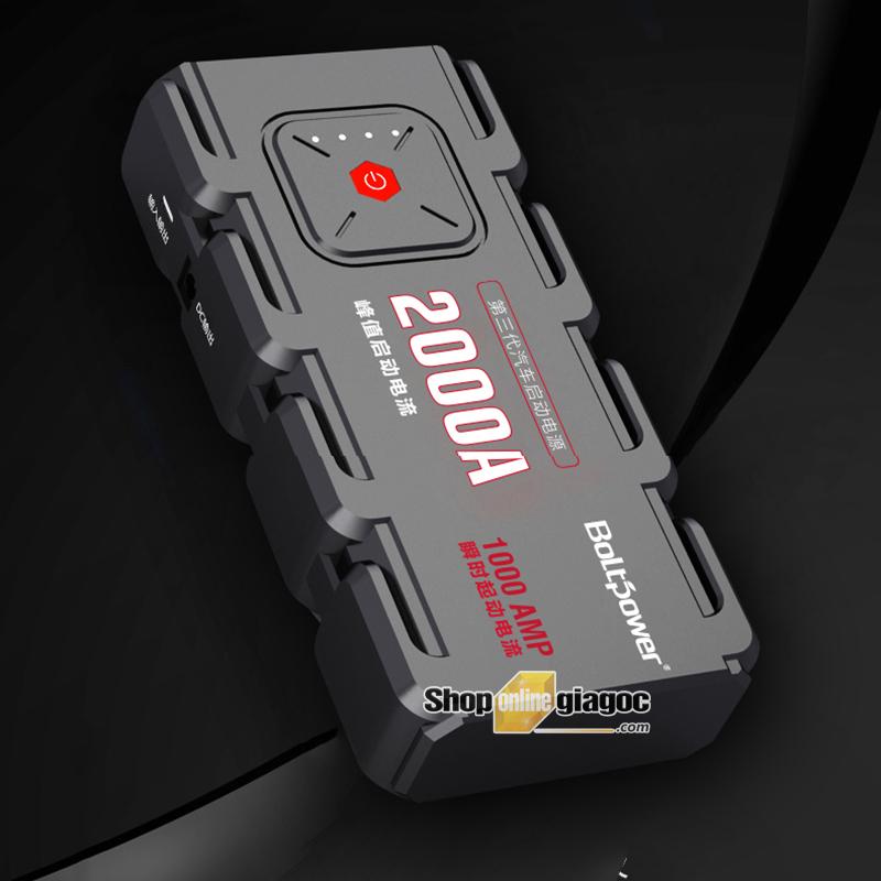 Bộ Kích Nổ Ô Tô Động Cơ Dưới 8L BoltPower G21 - shoponlinegiagoc