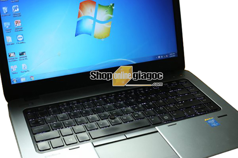 Laptop HP 840 I5 4300u Ram 8GB SSD 128GB - shoponlinegiagoc