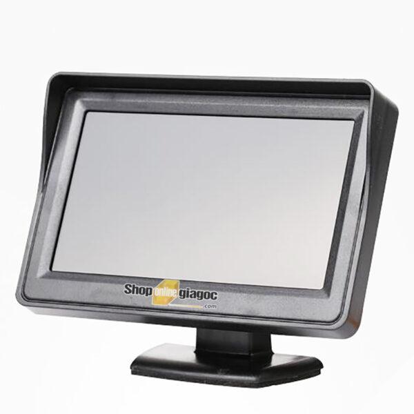 Màn Hình LCD Ô Tô 4.3 Inch 800*480P 2 Cổng AV ( Loại Đứng) - shoponlinegiagoc