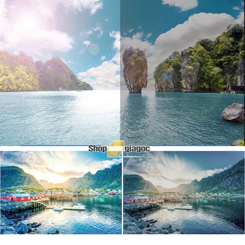 Màn Hình LCD Ô Tô 7 inch 800x480 2 Cổng Hàng Không (4 Chân) 9-36V - shoponlinegiagoc