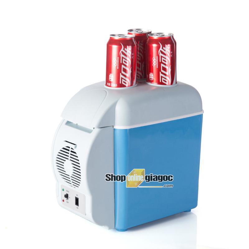 Tủ Lạnh Mini Di Động Dành Cho Ô Tô 7,5 Lít - shoponlinegiagoc