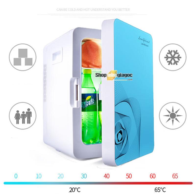 Tủ Lạnh Mini Di Động Dành Cho Ô Tô 20 Lít - shoponlinegiagoc