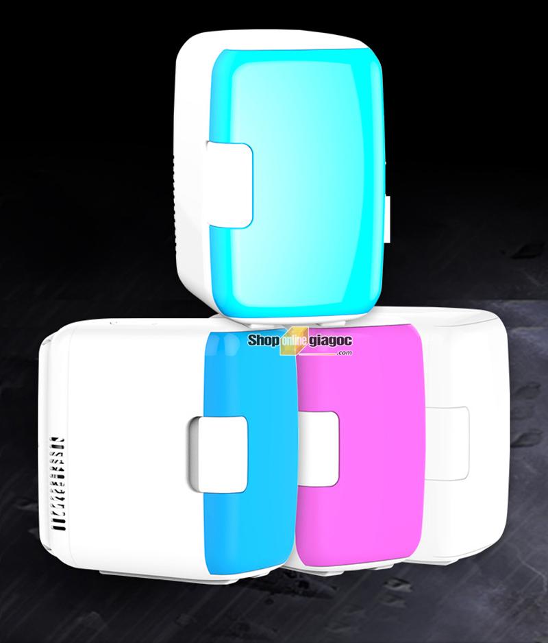 Tủ Lạnh Mini Di Động Dành Cho Ô Tô 8 Lít - shoponlinegiagoc