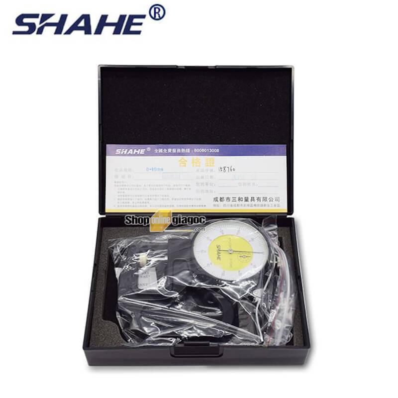 Đồng Hồ Đo Độ Dày 0-10x30 SHAHE