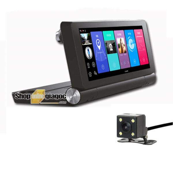 Camera Hành Trình Android K200 7 Inch 4G Phát Wifi