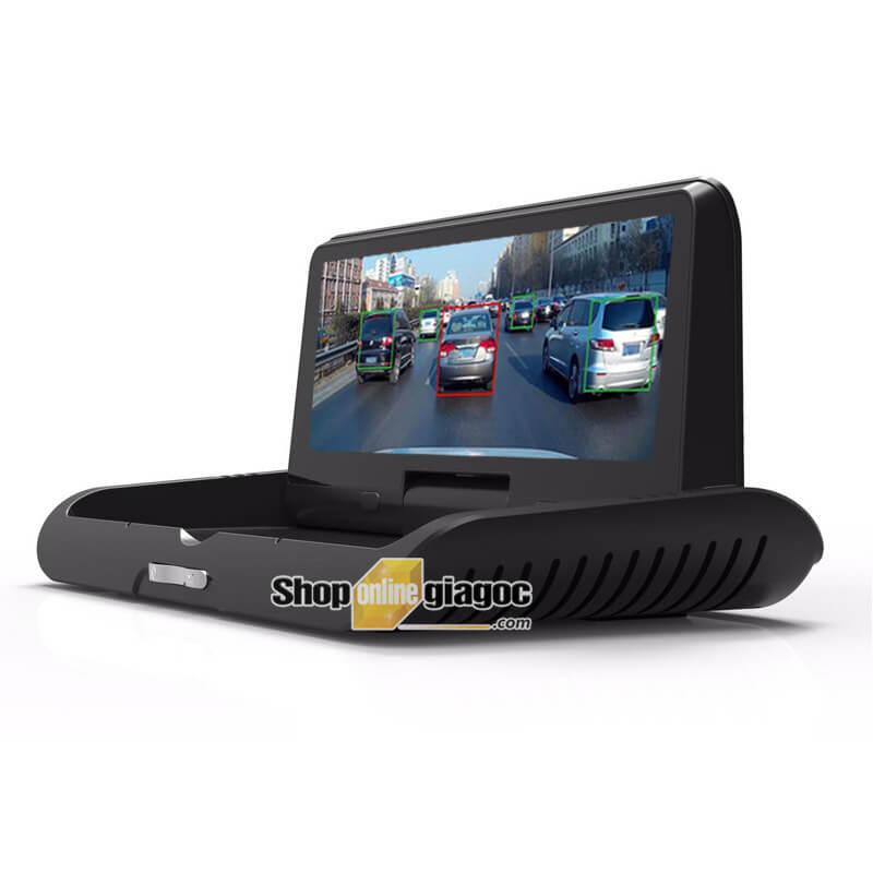 Camera Hành Trình Android T98 8 Inch 4G Phát Wifi, Dẫn Đường Hiển Thị Tốc Độ, Quản Lý Xe Từ Xa