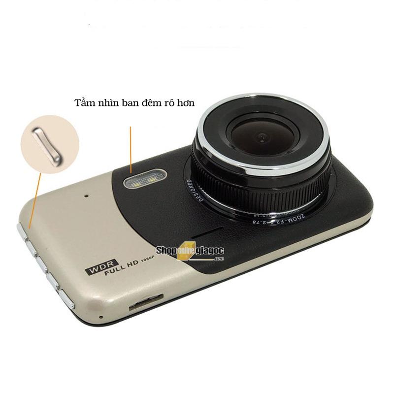 Camera Hành Trình Ô Tô X002 - shoponlinegiagoc