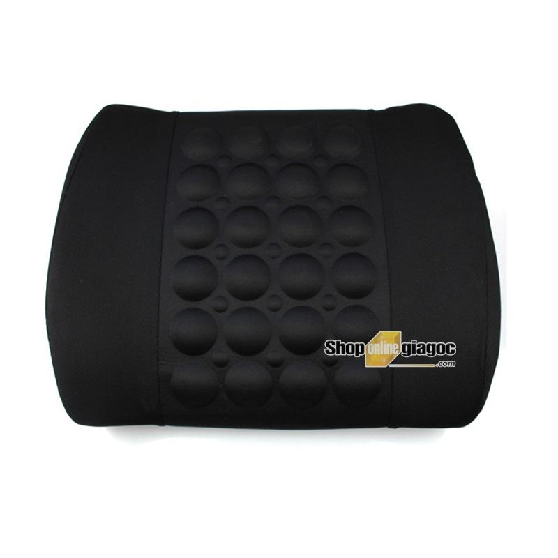 Gối Tựa Lưng Massage 33*30 CM - shoponlinegiagoc