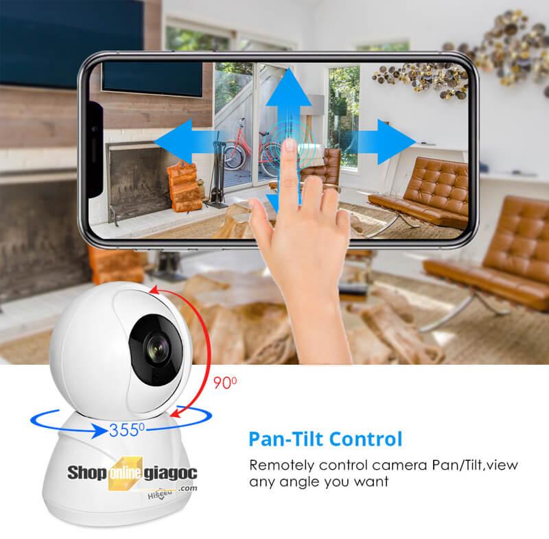 camera giám sát an ninh IP