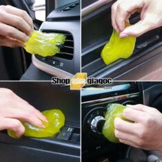 Gel Silicone Vệ Sinh Ô Tô - Làm sạch nội thất xe hơi dễ dàng