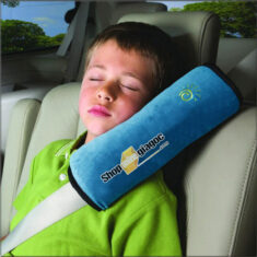 Gối Ngủ Cài Dây An Toàn Ô Tô - gối tựa đầu gắn dây an toàn