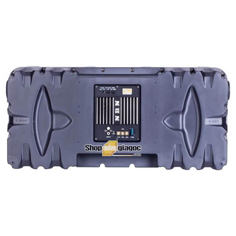 Loa Sub Siêu Trầm 8 Inch 450W 35Hz-20KHz NA-8863APR