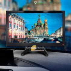 Màn Hình LCD Phát Nhạc Mp5 15 Inch HD Cổng VGA AV HDMI USB BNC