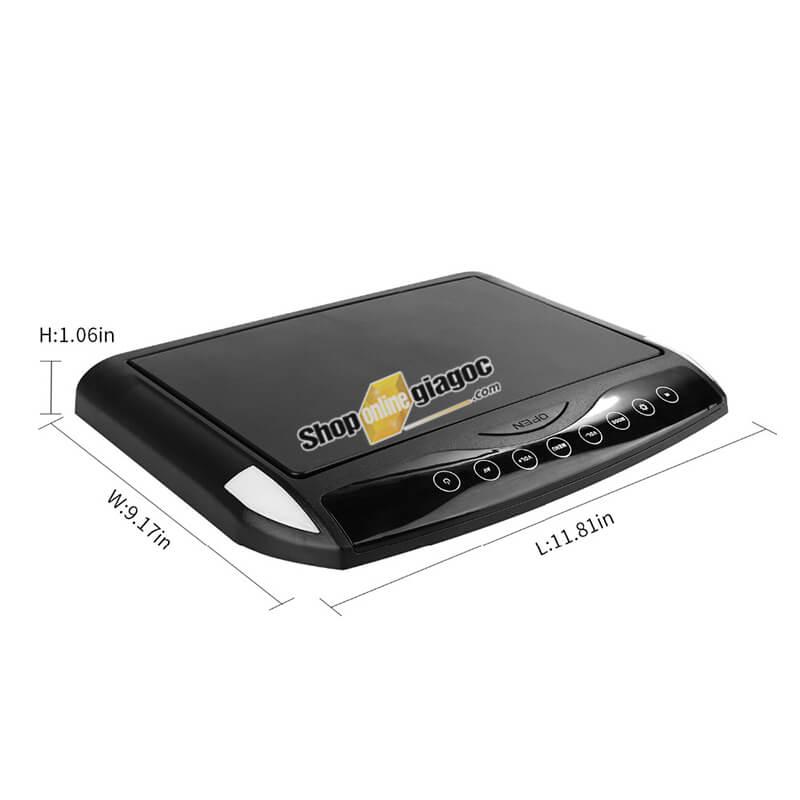 Màn Hình Ốp Trần Ô Tô 10.1 Inch Full HD 1080P