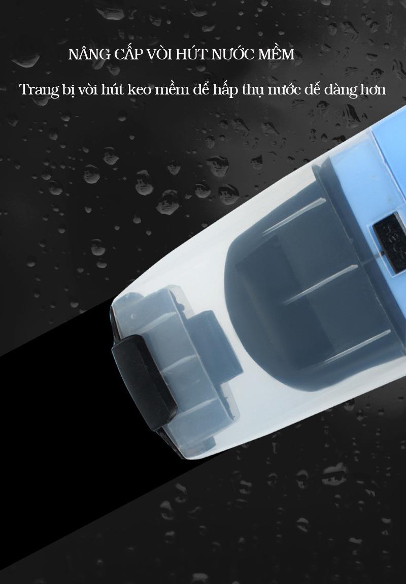 Máy Hút Bụi Mini Cầm Tay Trên Ô Tô BY245