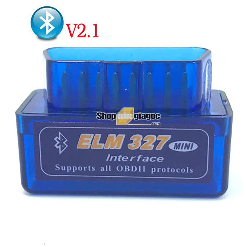 Thiết Bị Chẩn Đoán Lỗi Ô Tô MINI ELM327 Bluetooth OBD2