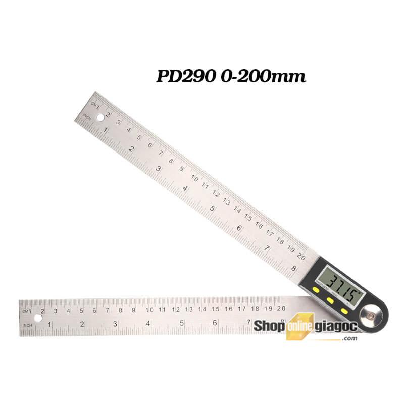 Thước Đo Góc Kỹ Thuật Số SHSIWI PD290
