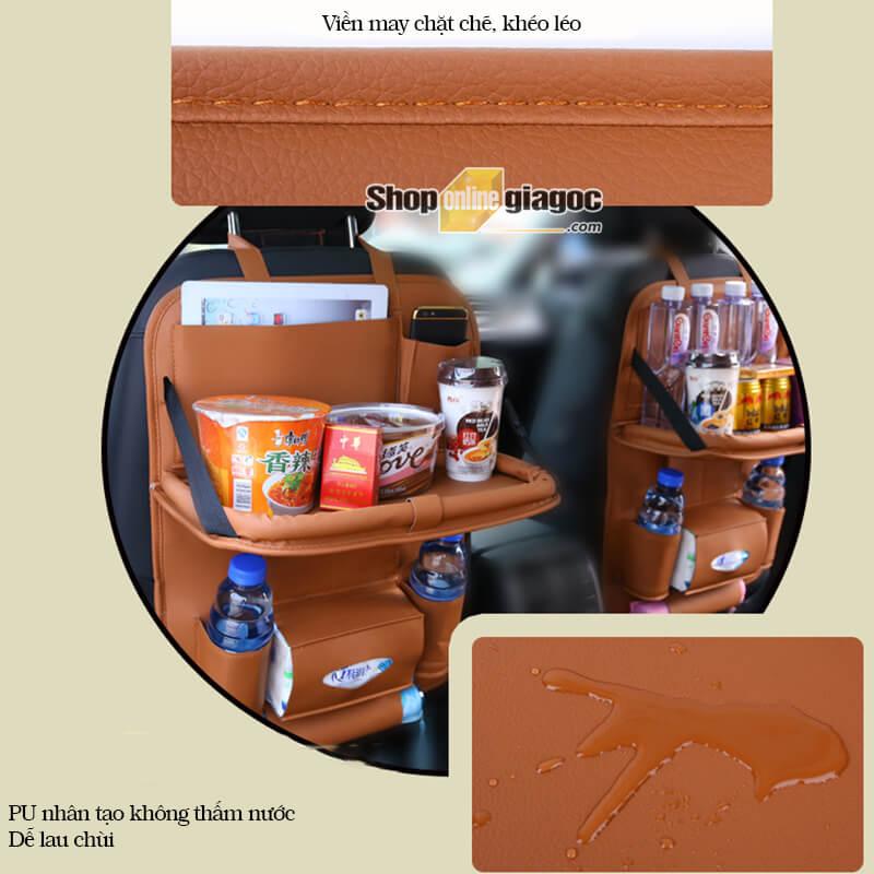 Túi Đựng Đồ Treo Lưng Ghế Ô Tô Đa Năng SPW02