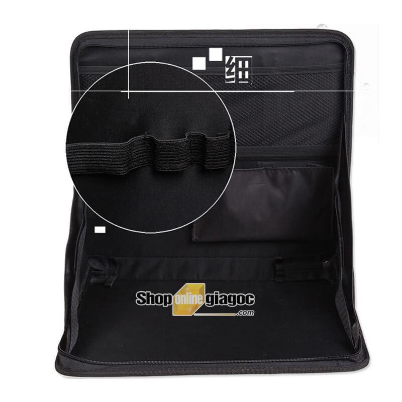 Túi Đựng Laptop Treo Ghế Sau Ô Tô - Túi đựng đồ treo ghế sau ô tô đa năng