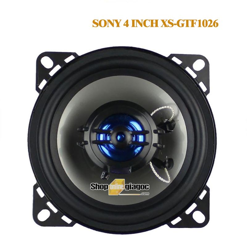 Loa Ô Tô Đồng Trục Hai Chiều Sony XS-GTF1026/XS-GTF1326/XS-GTF1626/XS-GTF6926