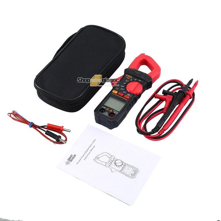 Ampe kìm AC Smart Sensor ST821 (600A, true RMS) Từ shoponlinegiagoc.com