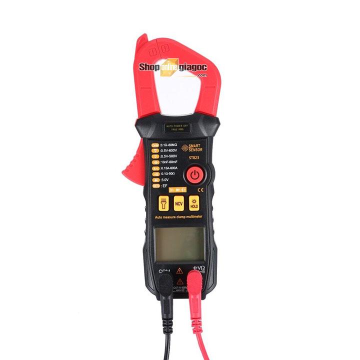 Ampe kìm AC Smart Sensor ST823 (600A, tự động nhận biết tín hiệu đo) đến từ shoponlinegiagoc.com