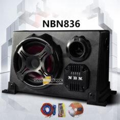 Loa Sub Siêu Trầm 8 Inch 400W 38Hz-5KHz NBN-836APR
