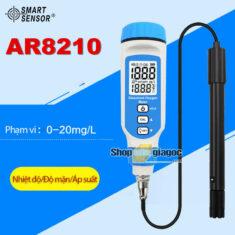 Máy Đo Oxy Hòa Tan Cầm Tay Kỹ Thuật Số Smart Sensor AR8210