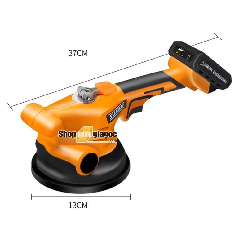 Máy Ốp Lát Gạch 2 Chức Năng Dùng Pin 16.8V SUABU