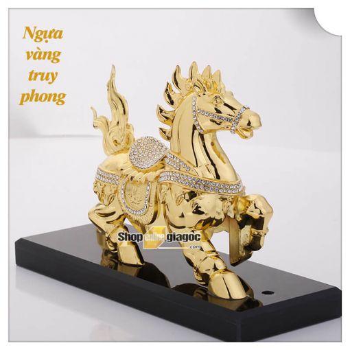 Ngựa Vàng Truy Phong