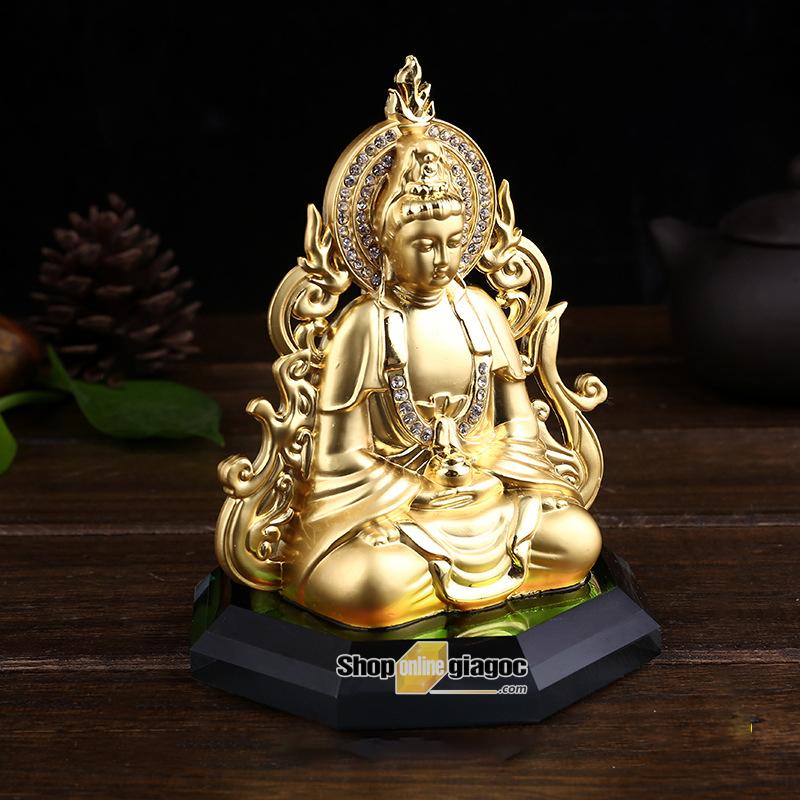 Tượng Phật Trang Trí Taplo Ô Tô