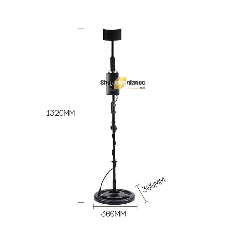 Máy dò kim loại Smartsensor AS964 (2.5m) từ shoponlinegiagoc.com