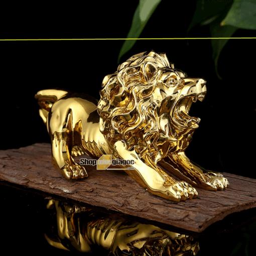 Sư Tử Vàng