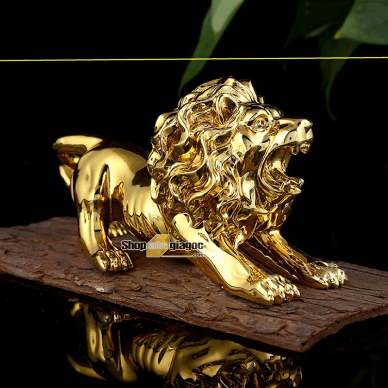 Tượng Mạ Vàng Trang Trí Ô Tô SPW01