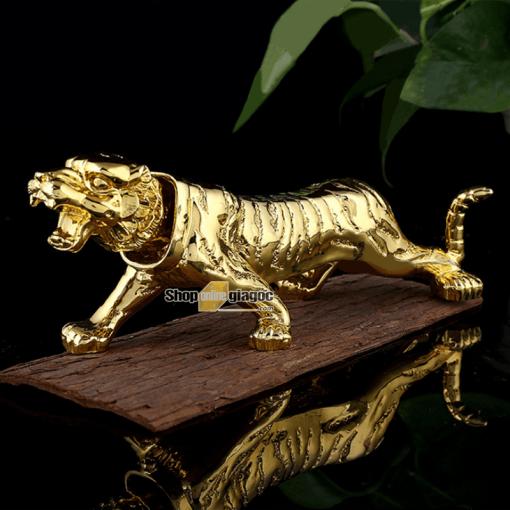 Hổ Lắc Vàng