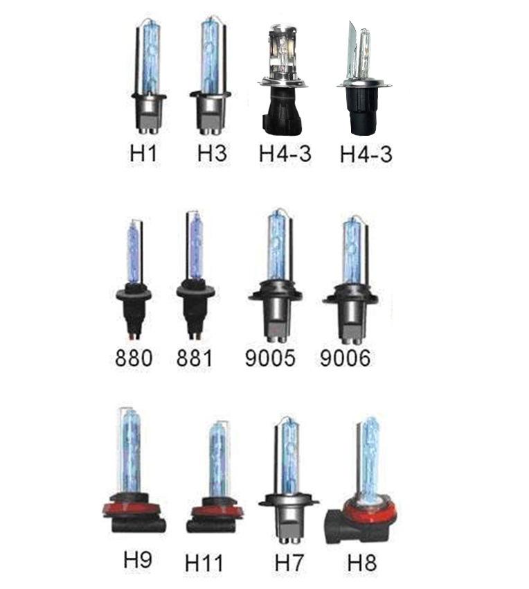 Bộ Đèn Pha Xenon HID 9006 35W Kèm Chấn Lưu (Ballast)